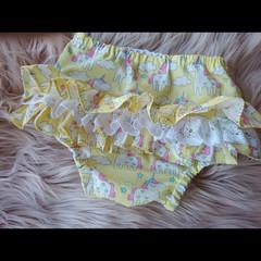 Ruffle Bum/ Nappy Covers