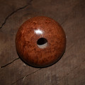 Red Mallee Spindle Whorl WH0013