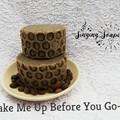 'Wake Me Up Before You Go-Go' Lavender Cedarwood Coffee Scrub Soap