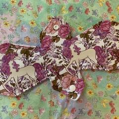 "12"" (30.5cm) Unicorns regular cloth pad (cloth pads category)"