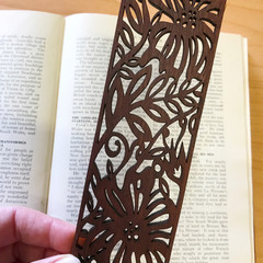 Jarrah Bookmark