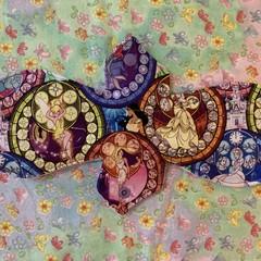 """12"""" (30.5cm) Princesses heavy cloth pad (cloth pads category)"""