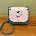 Pinky Promise Bag - French Cat