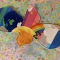 Rainbows regular cloth pad (cloth pads category)