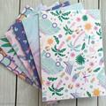 6 Handmade Envelopes - Set 2