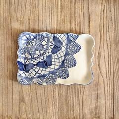 Handmade Ceramic Serving Plate / Handmade Platter / Plate