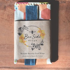 Beeswax Produce Pouch