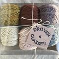 GIFT PACK 150g/500m 5ply hand dyed superfine merino yarn