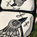 Divided Bird plate