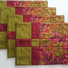 Placemats - set of 4