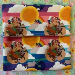 Aussie animals cloth pads wrapper