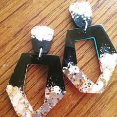 Gidget Resin Earrings