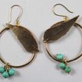 Miranda Hoop Earrings