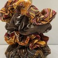 Aboriginal Art Scrunchies