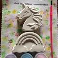 Children's Plaster Paint Sets