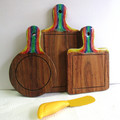 RESIN SERVING GRAZING BOARDS x 3 Set
