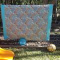 """April Showers Quilt - Baby Size - 120cm x 115cm (47"""" x 45"""")"""