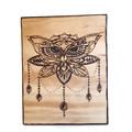 Gypsy Owl Wall Art