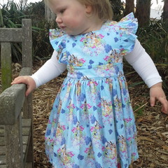 Bluey  Pinafore Dress