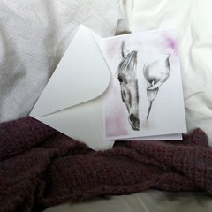 Horsey Greeting Cards