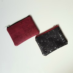 Zip coin purse - multiple styles available