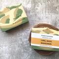 Artisan Soap - Lime Basil Mandarin
