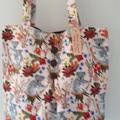 Koala Fabric TOTE  Eco Friendly Handmade Market, Library, Shopping, FREE POST
