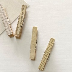 Decorative pegs - Fathers Day