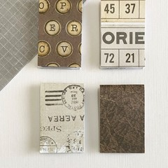 Magnetic Bookmarks - Grey