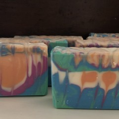 Jungle Fruit - Natural Soap - Gorgeous fragrance