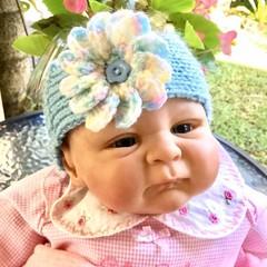 Headwrap  for Baby/Reborn/Doll/Teddy