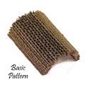 Corrugated Patterns TUTORIAL | Assemblage Parts | Craft DIY