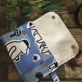 Nappy Wallet - Blue Bear