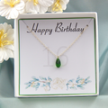16th Birthday Necklace gift,Sweet Sixteen Gift,Birthstone Necklace