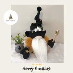 Nisse | Gnome:  Benny | 28cm Tall