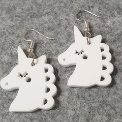 Charlene The Unicorn Earrings