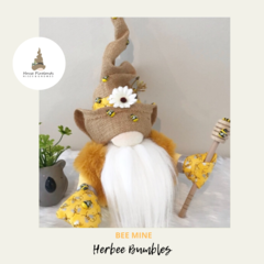 Nisse | Gnome: Herbee | 28cm Tall
