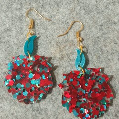 Gumnut Blossom Earrings