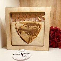 Hawthorn Light Box (19x19x5cm)