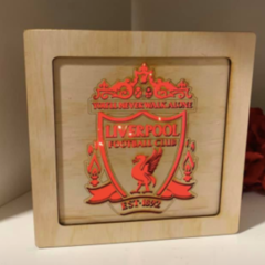 Liverpool EPL Light Box (19x19x5cm)
