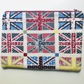 Union Jacks pencil case