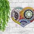 Mosaic 'Loving Life' Heart