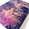"""""""Cosmic"""" 40 x 60cm - 16x24 in Wall Art"""