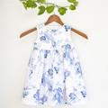 Handmade Cotton Girl's Dress Size 3