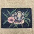 Handprinted Possum Gumnut Make-up Brush Holder