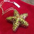 CHRISTMAS Stars- sequinned