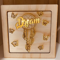 Dream Catcher Nightlight