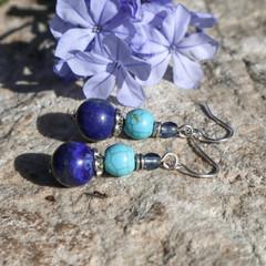 Lapis Lazuli Dangles