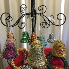 CHRISTMAS BELLS - sequinned - small