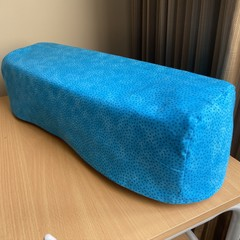 Cricut (Maker/Explore) Dust Cover - Blue spots